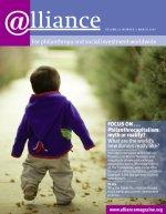 Alliance magazine - March 2007