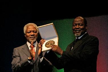 Mo Ibrahim Prize