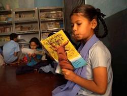School Children in Bangalore