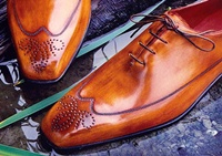 These Bertuli's shoes carry a price tag of $1,830