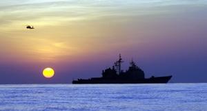 Credit US Navy/Daniel Edgington
