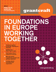 Foundations in Europe Working Together