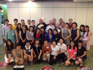 SVP Beijing partners