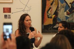 Eleanor Harrison, CEO of GlobalGiving UK,