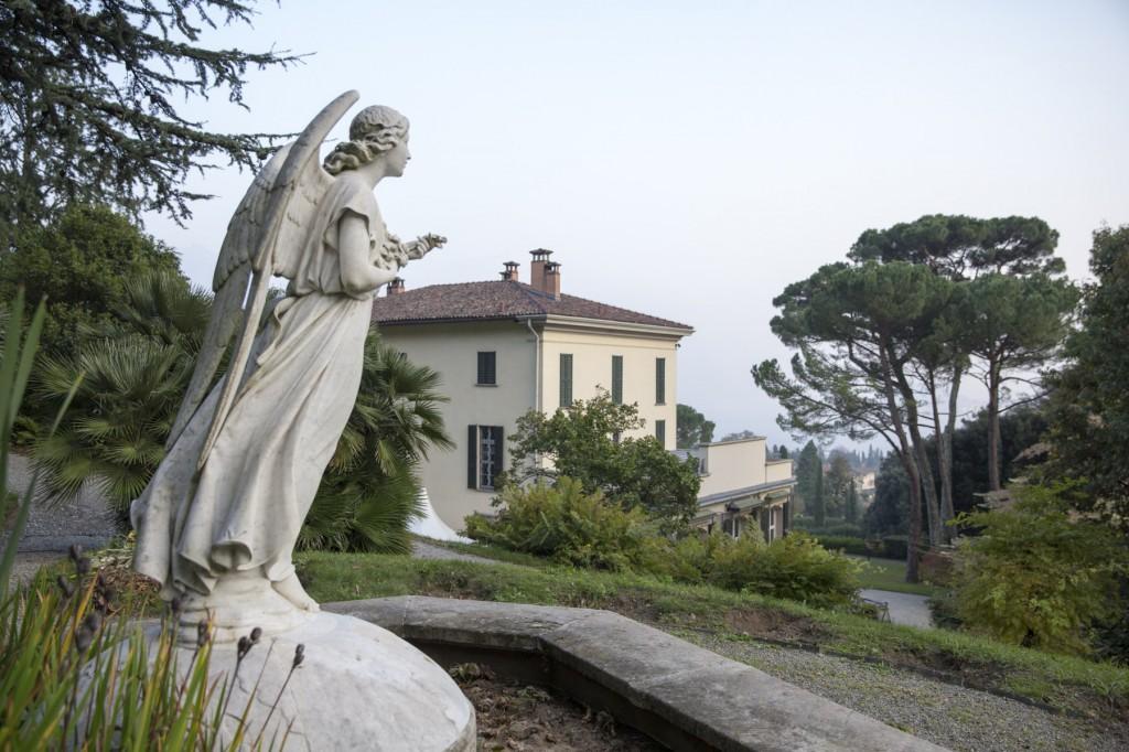 Villa Vigoni. Photo by Claudia Leisinger.