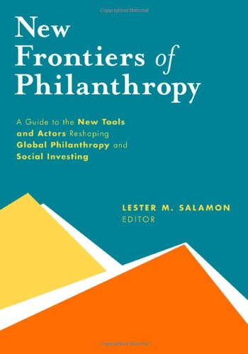 64 New Frontiers of Philanthropy and Social Investment