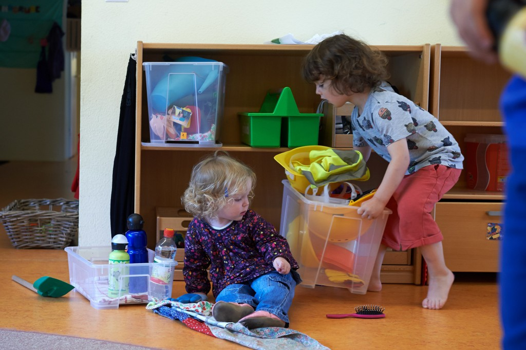 Baden, Switzerland: the Jacobs Foundation is concentrating most of its efforts related to early childhood education on Germany and Switzerland.