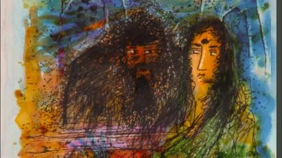 42 A Painting by Savi Savarkar