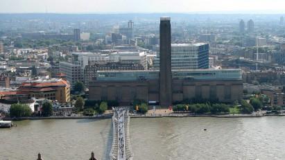 44 Tate_Modern_et_Millennium_Bridge- Bernard Gagnon