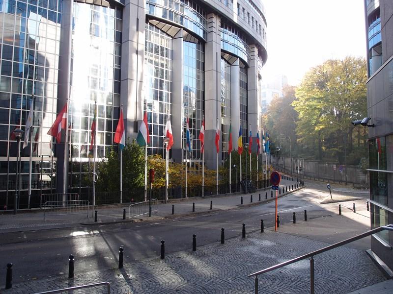 The European Parliament. Photo by Guilhem Vellut.