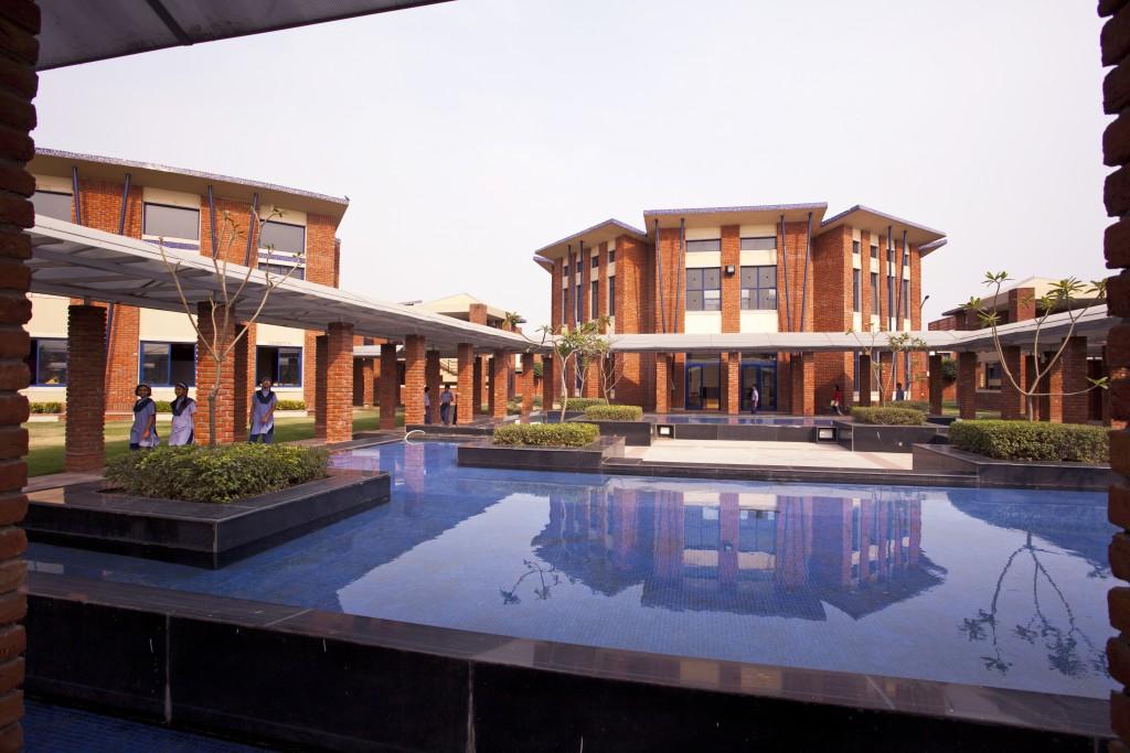 Vidyagyan campus in Bulandshahar, Uttar Pradesh, India.