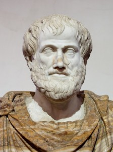 Aristotle: whatever is decided by the majority is sovereign.
