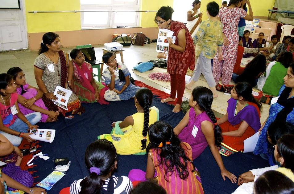 Mumbai learning community.