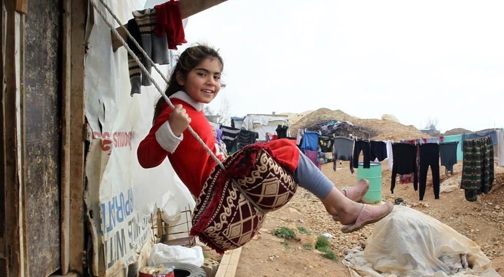 Credit: © UNICEF/NYHQ2014-0295/Haidar catalogue number: NYHQ2014-0295 Country: Lebanon Year: 2014 Photographer: Ramzi Haidar.
