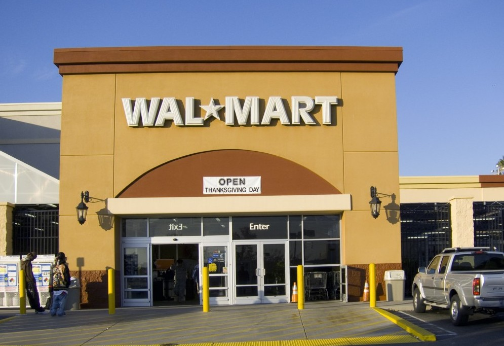 The Charles Léopold Mayer Foundation for the Progress of Humankind (FPH) found it had investments in controversial names such as Walmart Stores Inc. – the target of an unsuccessful 2007 gender discrimination suit. Credit: RCB