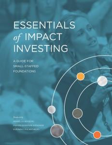 ExponentOhilanthropyEssentials of Impact Investing