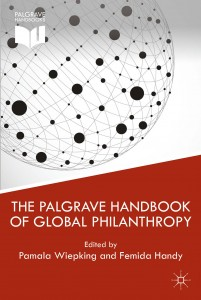 The Palgrave Handbook of Global Philanthropy