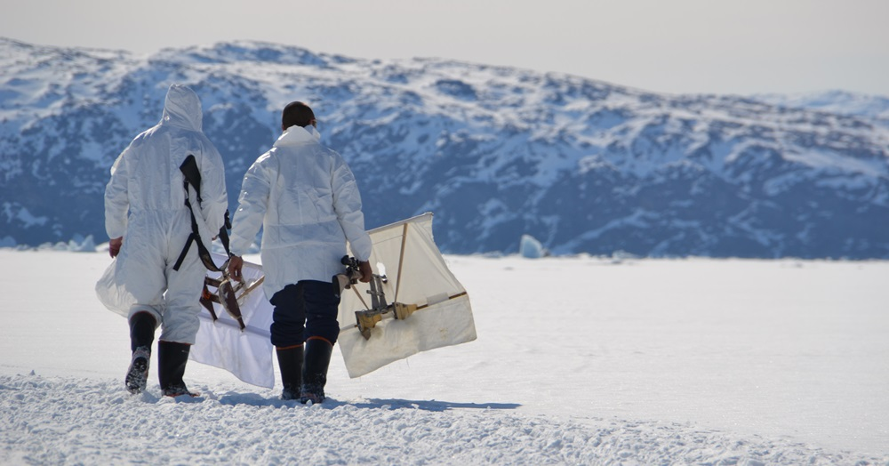The work in the Arctic is very aligned with climate justice strategy.