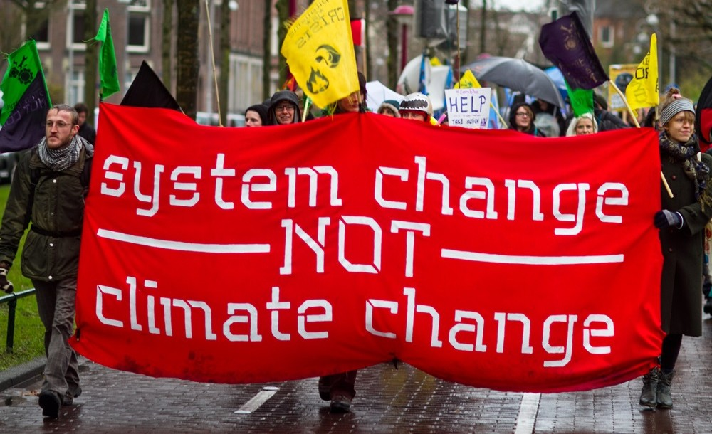 38 climate parade amsterdam - credit Rens Spanjaard