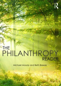 62 Breeze & Moody Philanthropy Reader cover image