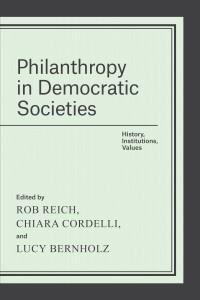 64 Philanthropy in Democratic Societies cover image