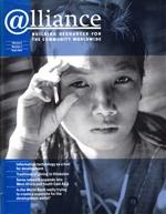 First issue at Allavida
