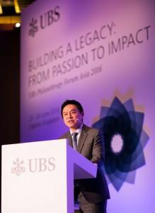 Edmund Koh, Head of UBS Wealth Management, Asia.