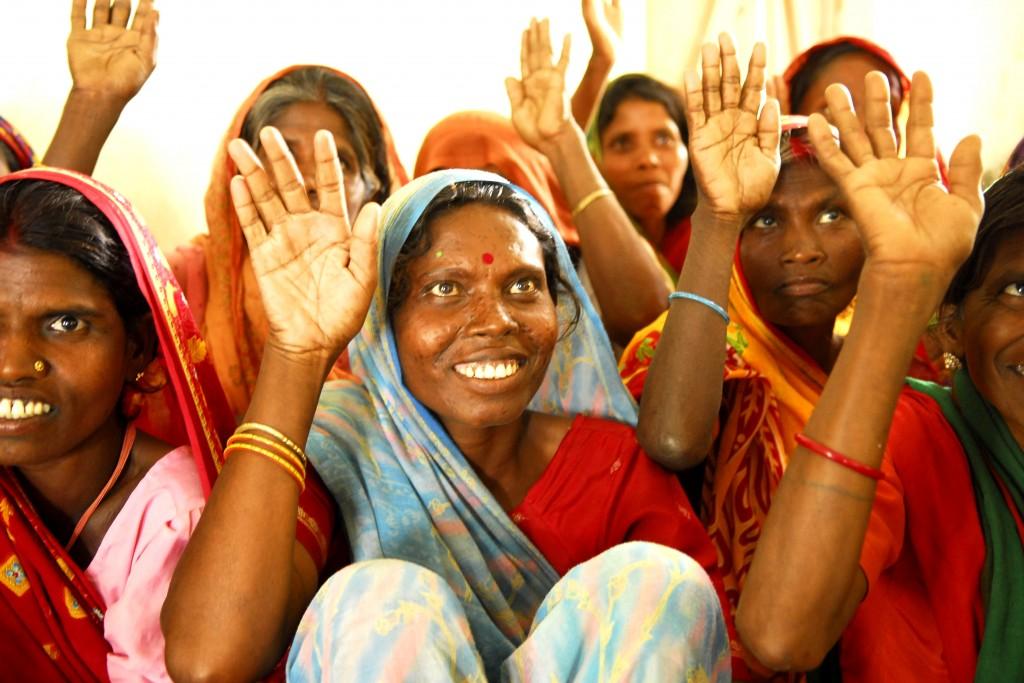 A health programme in Bihar. Credit: NFI Partners