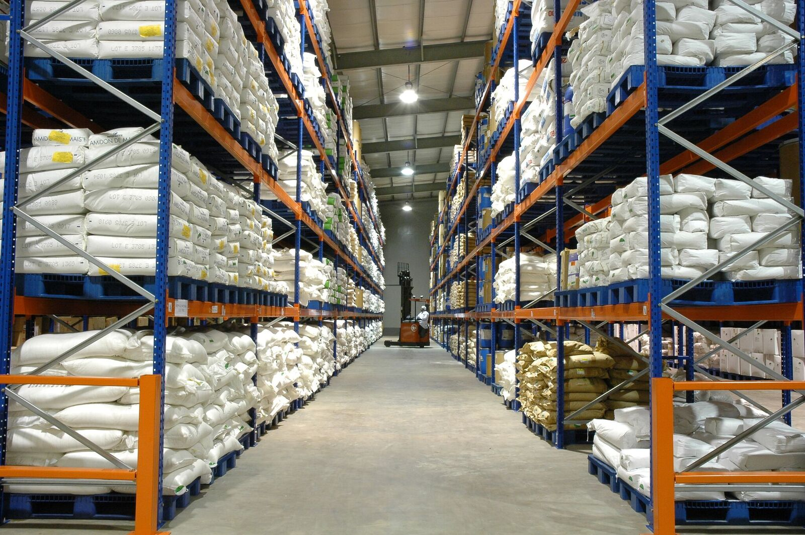 Beximco pharma warehouse. Assets for distribution?