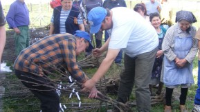 The Covasna Community Foundation in Romania is continuing its environmental work with a Burning Issues grant.