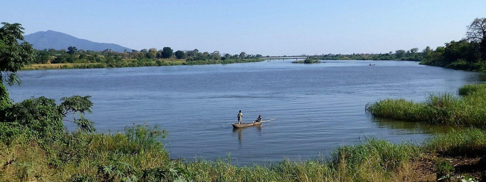 Shire River Basin, Malawi