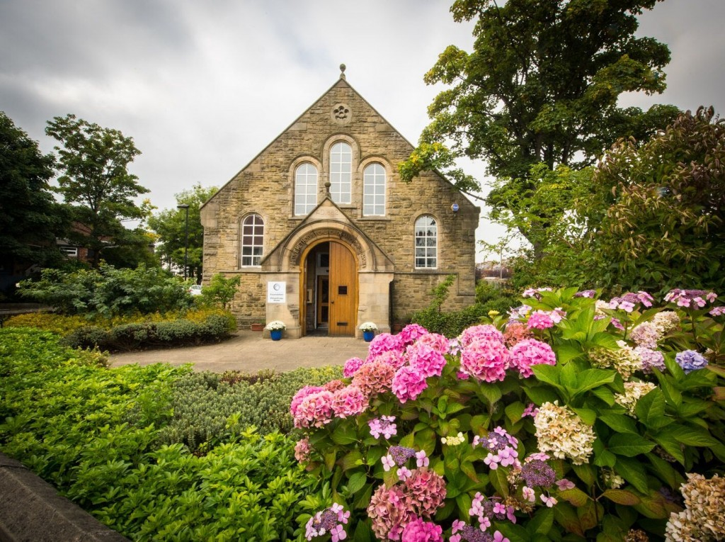 Philanthropy House - the home of the Community Foundation Tyne & Wear and Northumberland.