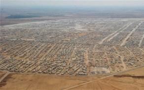 Zaatari refugee camp, January 22, 2016. Photo credit: Independent Balkan News Agency.