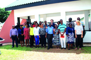 Launch of #ShiftThePower Zambia