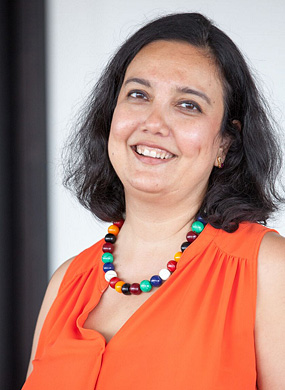 Naina Subberwal Batra Chairperson and CEO, Asian Venture Philanthropy Alliance (AVPN).