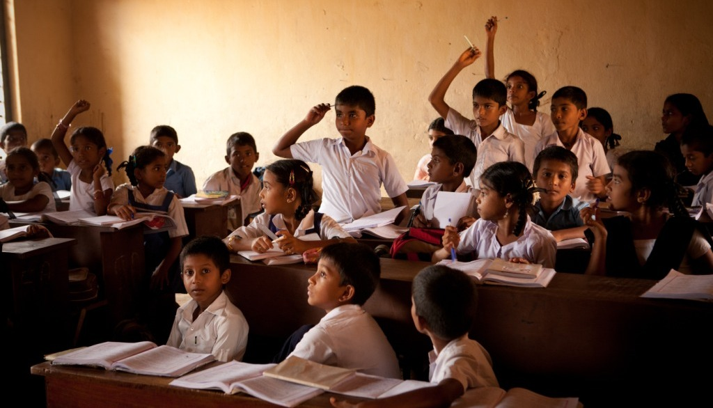 70 per cent of AVPN members invest in education in India.