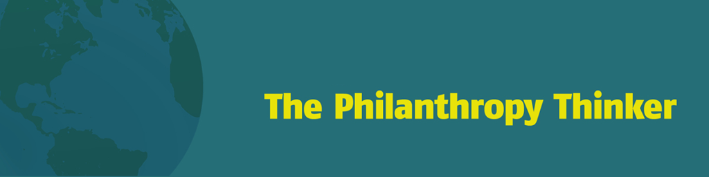 The Philanthropy Thinker