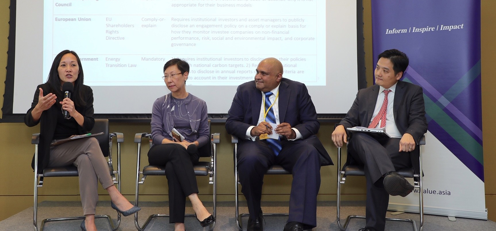 Reflections from impact investing in Asia: a diverse and