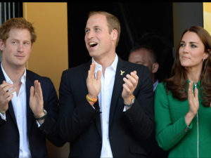 Prince Harry, Prince William and Princess Catherine – broadening royal philanthropy in the UK