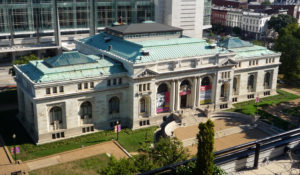 Carnegie Library, Washington DC: long time horizon philanthropy. Pic Credit: Bobak Ha'Eri