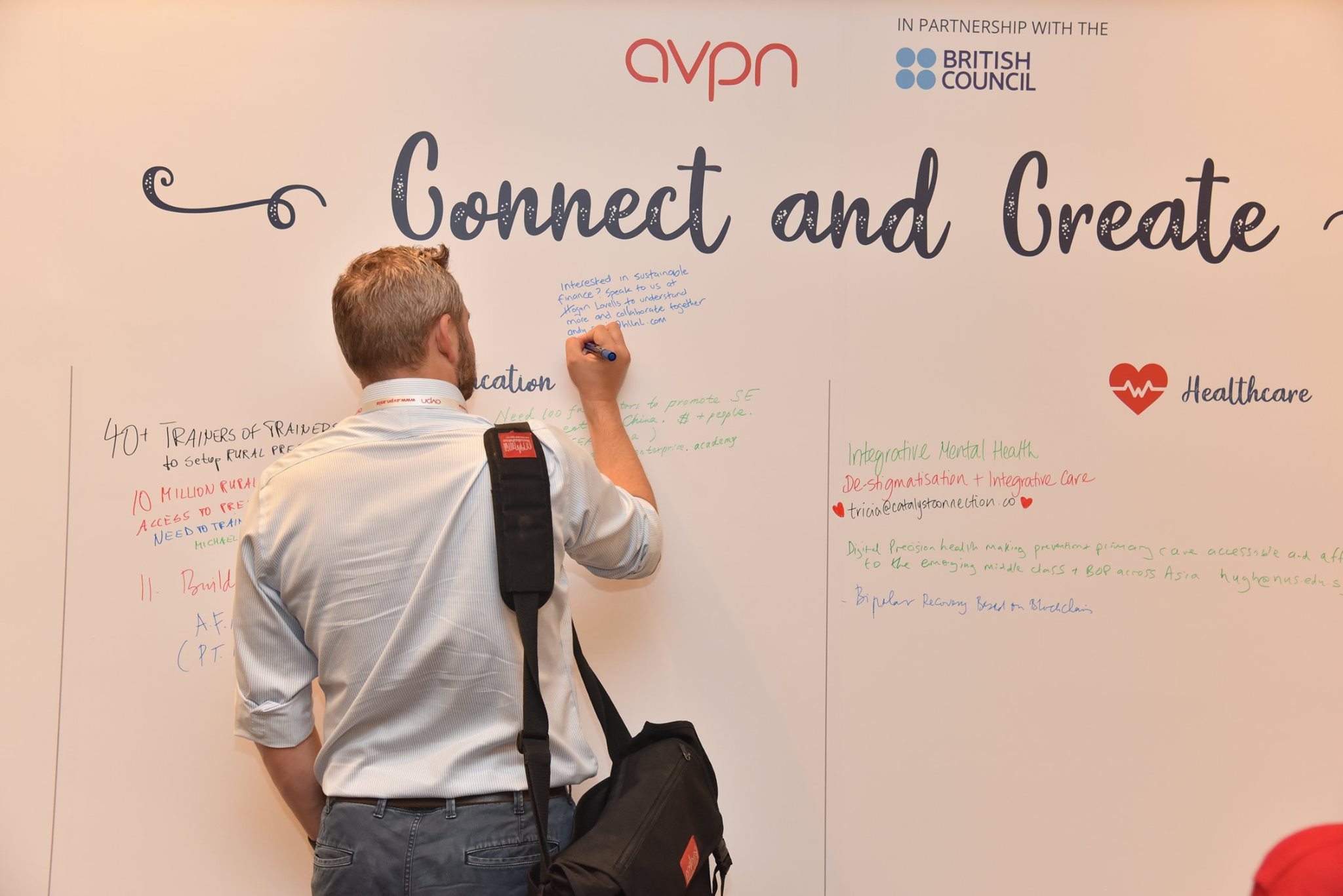 Breaking Boundaries: Coverage from the 2019 AVPN Annual