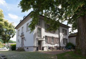 Centre for Addiction Prevention established in Hans Schöpflin´s parental home.