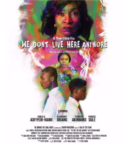 Initiative for Equal Rights movie addresses LGBT concerns in Nigeria.