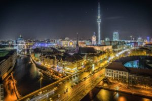 Berlin has become a hub for civil society organisations.