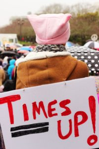 In the UK, TIME'S UP UK joined forces with Rosa, the UK fund for women and girls, and raised around £3 million for the Justice and Equality Fund.