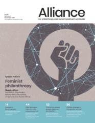 feminist philanthropy