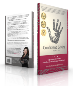Download 'Confident Giving' by Kris Putnam-Walkerly for free
