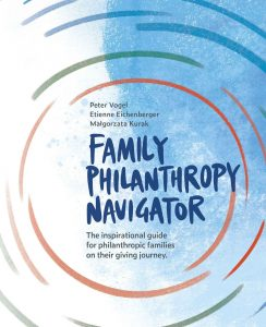 Cover of Family Philanthropy Navigator