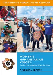 Feminist Humanitarian Network report