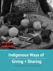 Cover of Indigenous Led Funds Landscape Scan Report